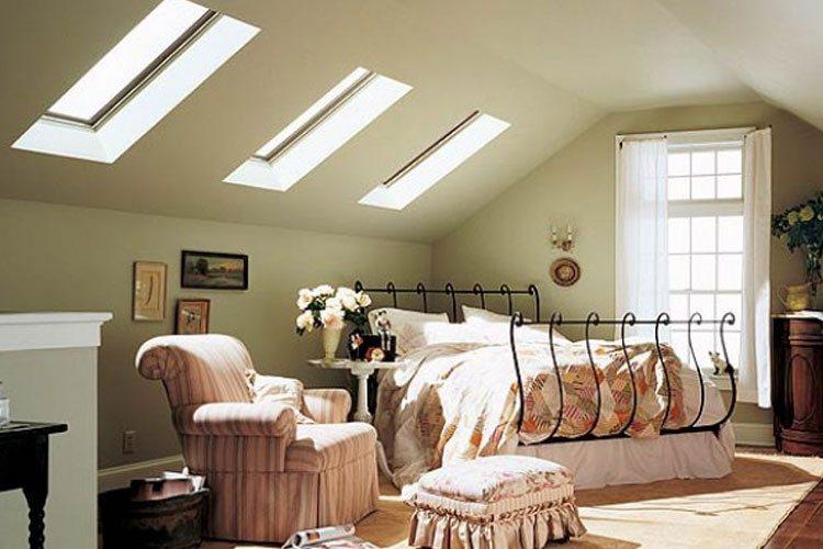 Ideas para decorar tu tico llorente arquitectura interior - Decorar habitacion principal ...