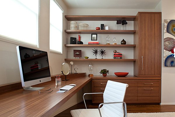 Sleek-storage-in-a-home-office